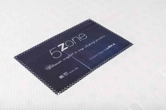 Đệm cao su liên Á 5zone
