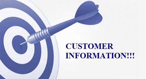 Mục đích thu thập thông tin khách hàng