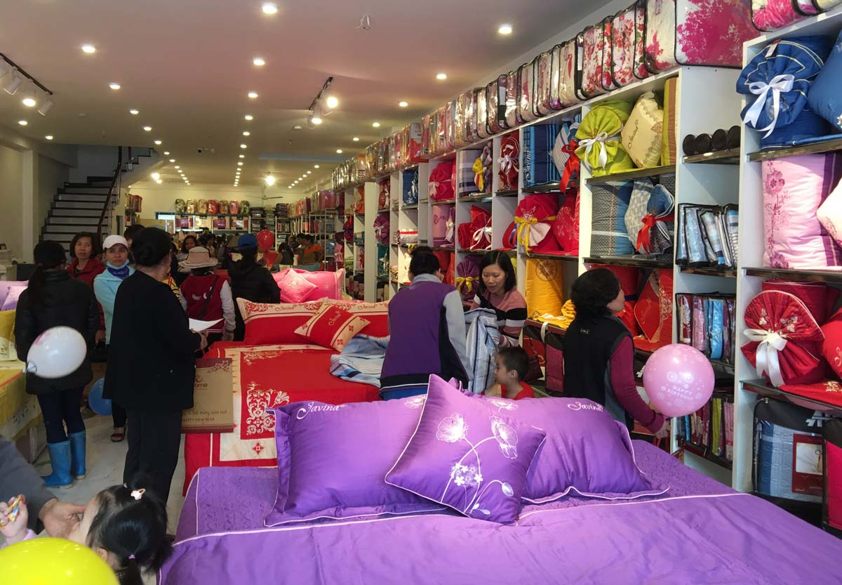 Chính sách mua hàng tại chăn ga gối đệm Đông Á