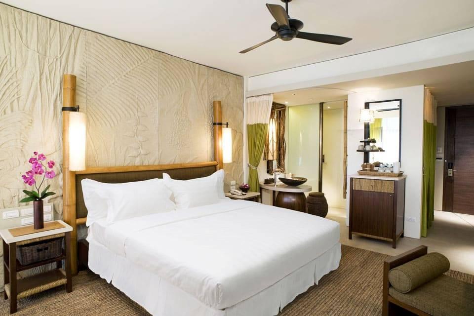 Bộ chăn ga gối dự án khách sạn H4