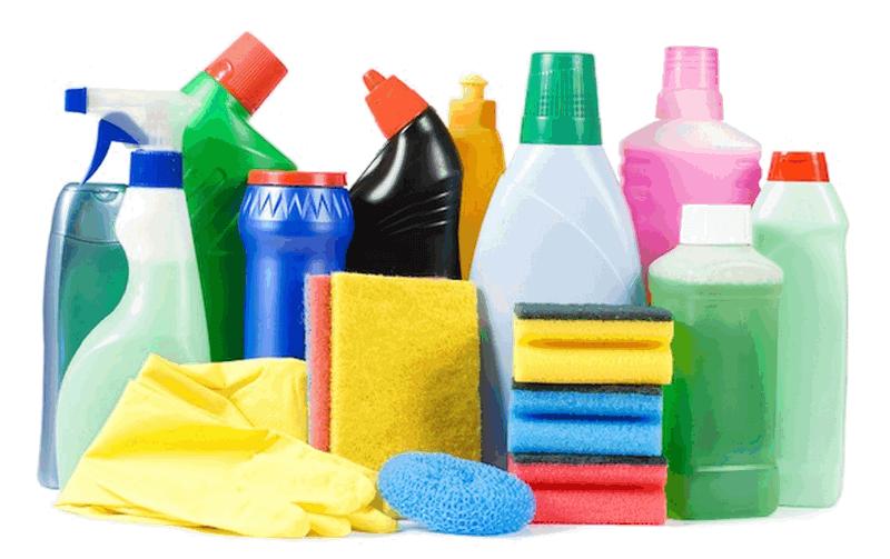 Không sử dụng nước tẩy rửa mạnh để đảm bảo chất lượng sản phẩm, an toàn cho người sử dụng.