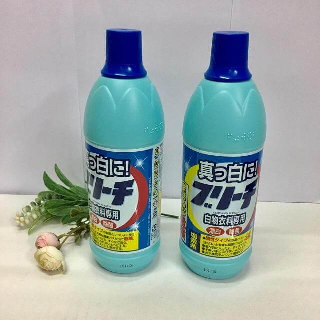 Sử dụng các chất tẩy rửa là một phương pháp hữu hiệu trong việc làm sạch vết bẩn cứng đầu.