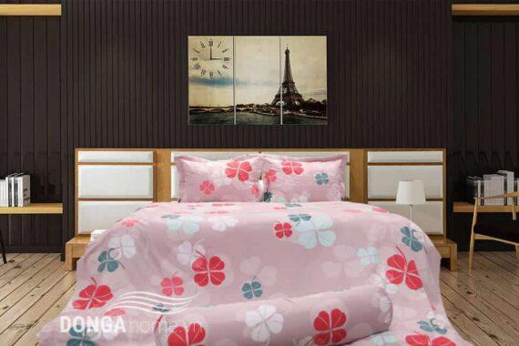 Bộ chăn ga gối sông hồng c18 c57 1