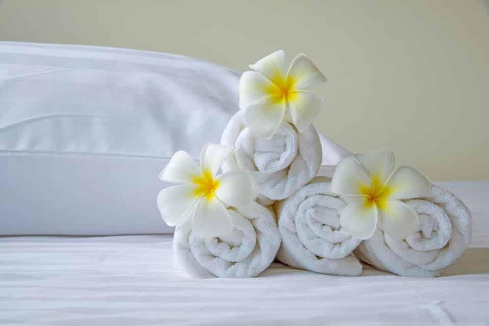 Khăn tắm khách sạn – Nhà phân phối Đông Á Home
