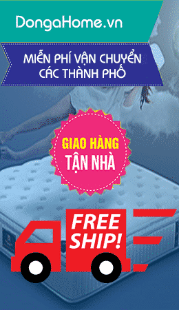 Free ship DongaHome.vn