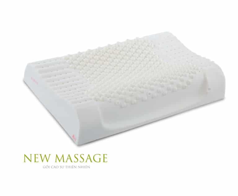 Gối Cao Su Vạn Thành Massage G1