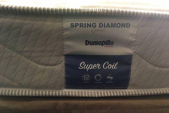 Đệm lò xo Dunlopillo Diamond