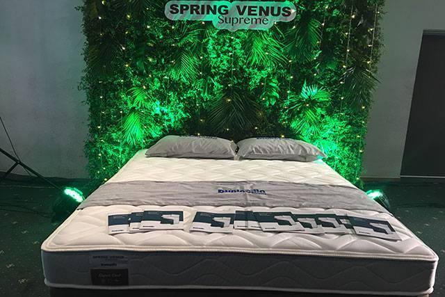 Đệm lò xo Dunlopillo Spring Venus Supreme