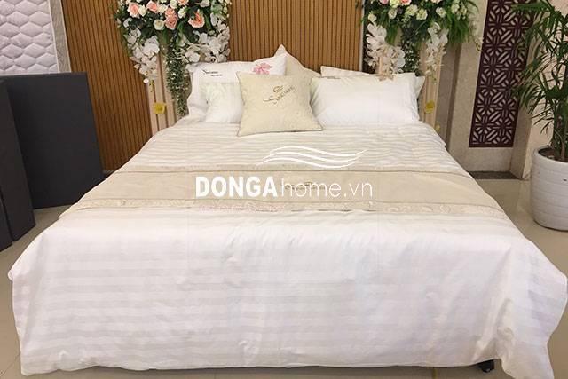 Bộ chăn ga gối khách sạn Sông Hồng