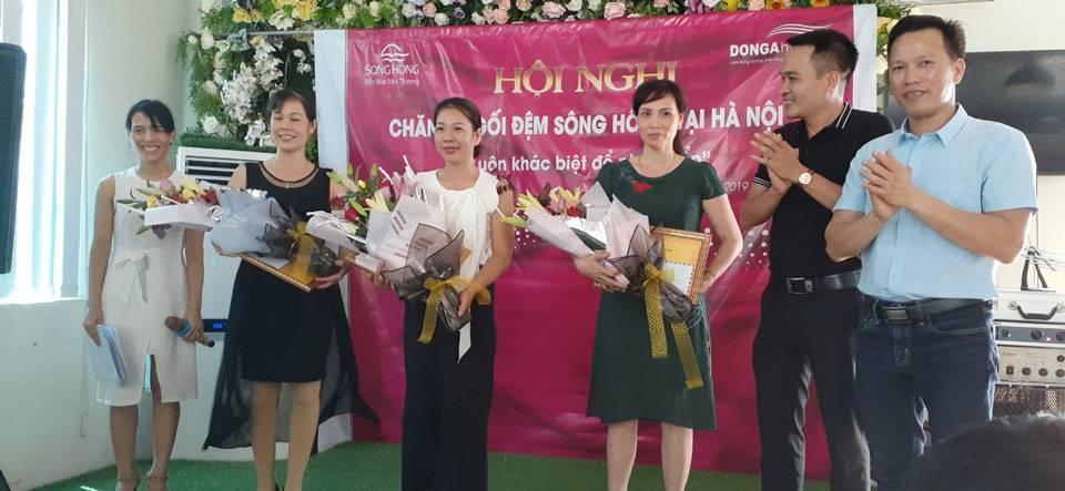 Hội nghi khách hàng và ra mắt bộ sưu tập chăn ga gối đệm sông hồng 2019