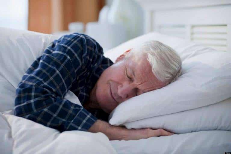 Đệm lò xo giúp người gia ngủ ngon hơn