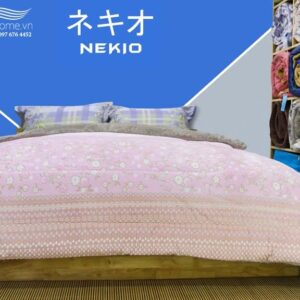 Chăn lông cừu Nekio Dạ Thảo nhập khẩu Nhật Bản