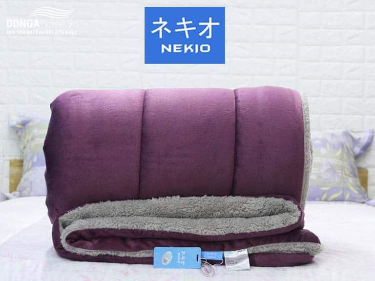 Chăn lông cừu Nhật Bản Chính hãng Nekio