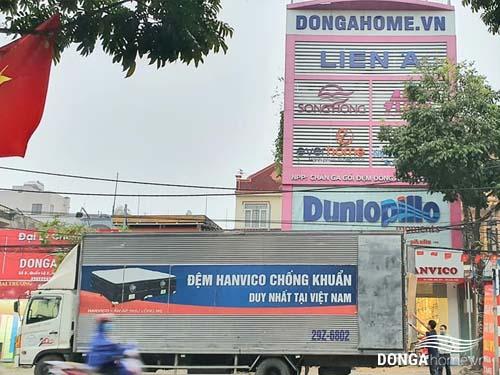 Địa chỉ mua chăn ga gối đệm Hanvico Uy tín tại Hà Nội