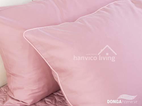 Siêu phẩm bộ chăn ga gối Hanvico Living LV4