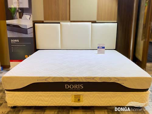Đệm foam Hanvico Doris sang trọng