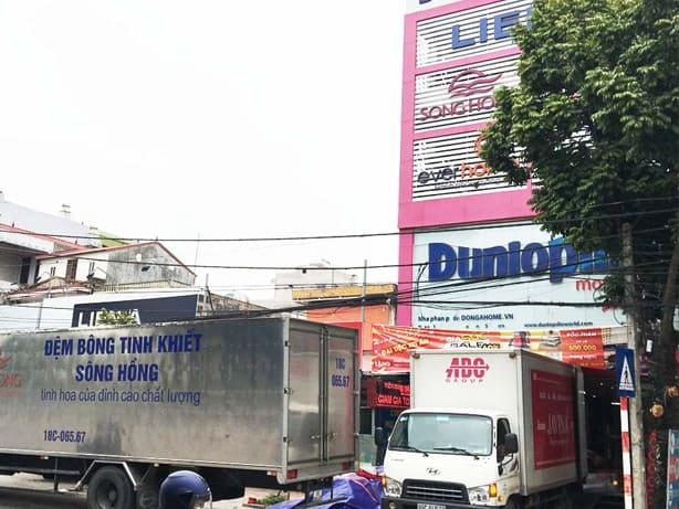 Nhập hàng chăn ga gối đệm ABC tại nhà phân phối Đông Á - Dongahome.vn
