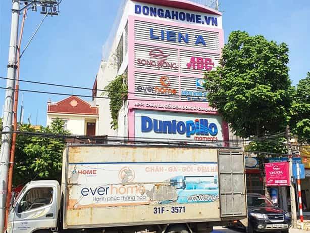 Nhập hàng chăn ga gối đệm everhome tại nhà phân phối Đông Á - Dongahome.vn