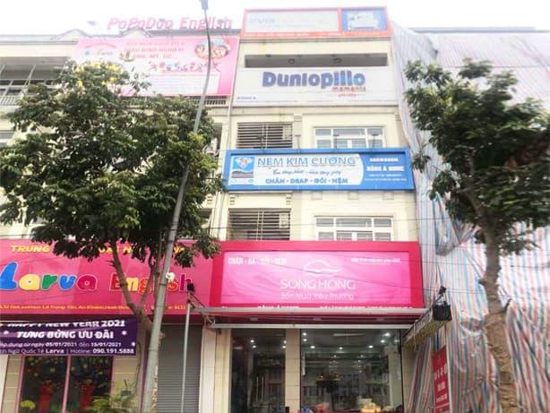 Showroom chăn ga gối đệm Đông Á - DongaHome.vn An Khánh