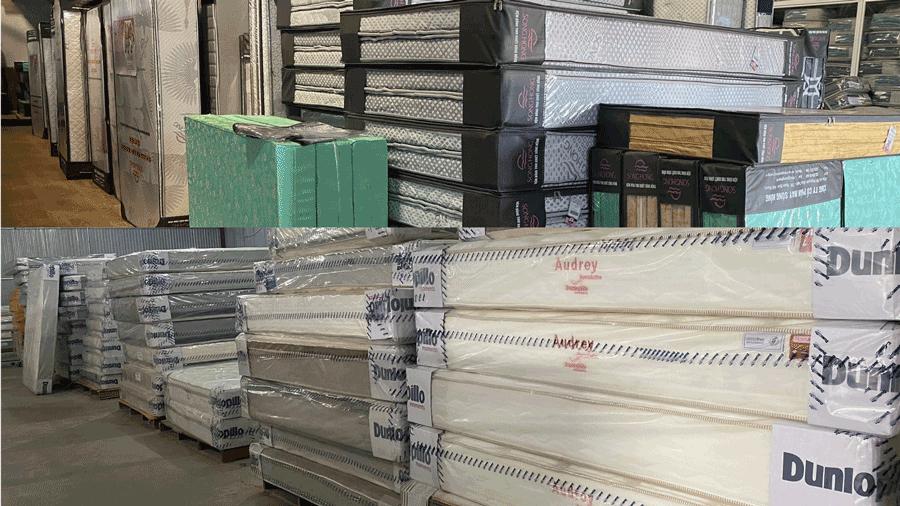 Hệ thống kho đệm tại nhà phân phối Đông Á
